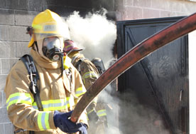 Industrial Fire Fighting Experts