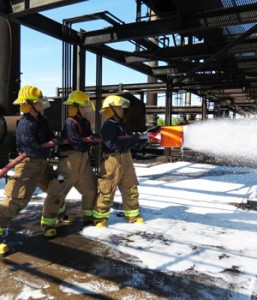 Marine Firefighting